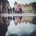 "Poznan's reflections • <a style=""font-size:0.8em;"" href=""http://www.flickr.com/photos/80052952@N05/13260117204/"" target=""_blank"">View on Flickr</a>"
